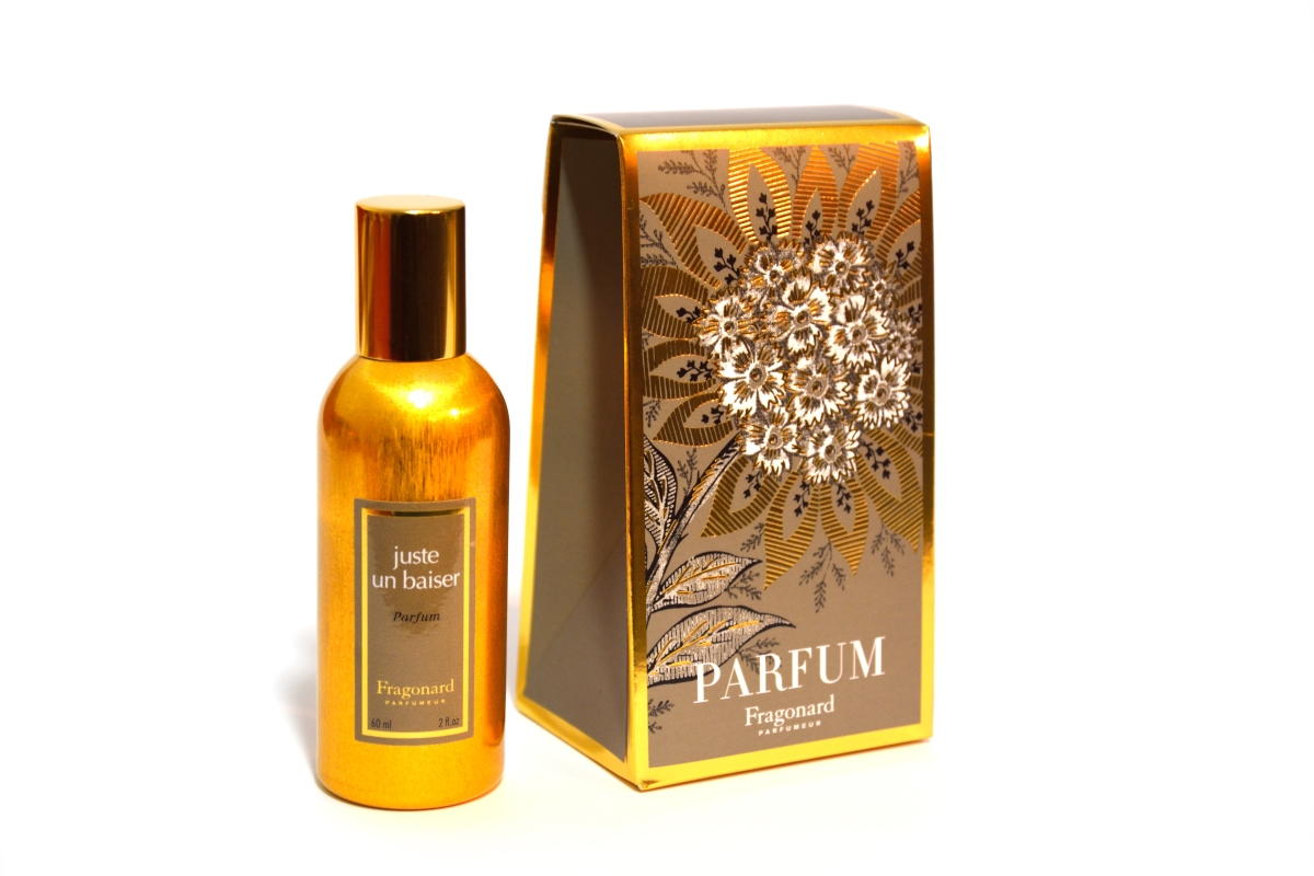 FRAGONARD JUSTE UN BAISER Parfum Solide/ Solid Perfume 3g ...